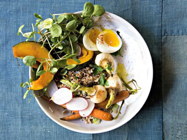 The Chef's Take: Grains and Egg Bowl from Camille Becerra