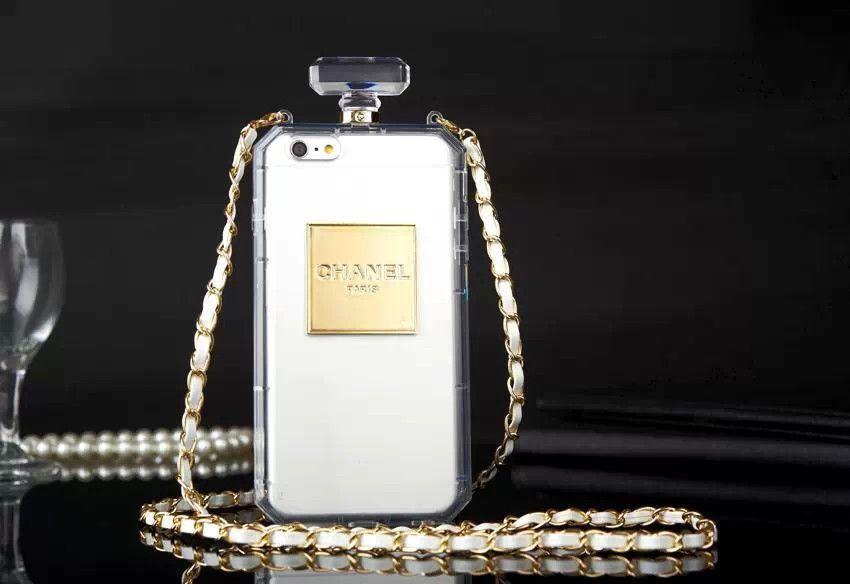 separation shoes 800b0 f987b iPhone 6/Plus Chanel Perfume Bottle Case No.5