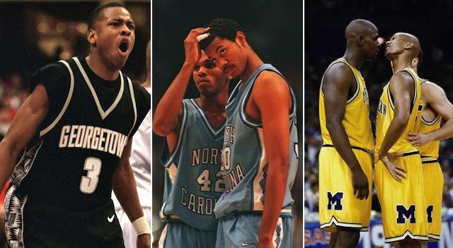 e749f243aaa Photos  Top 25 College Basketball Uniforms Ever