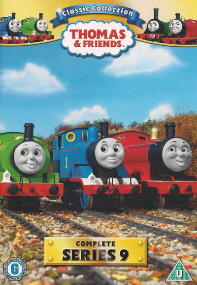 Watch Season 9 Thomas The Tank Engine Amp Friends