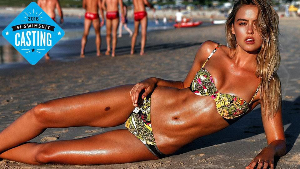 Sports Illustrated Swimsuit 2016 Casting Call: Stephanie Smith