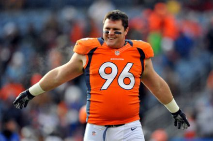 Cheap NFL Jerseys - Report: Bears to sign Mitch Unrein after release by Chargers