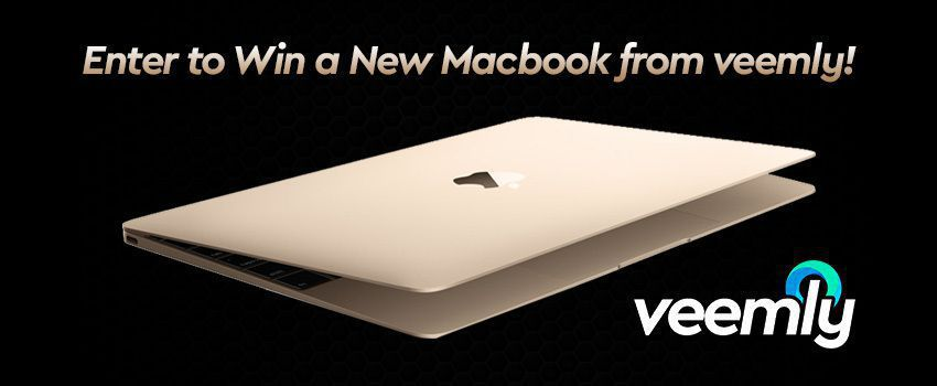 Enter to Win a New MacBook from veemly!