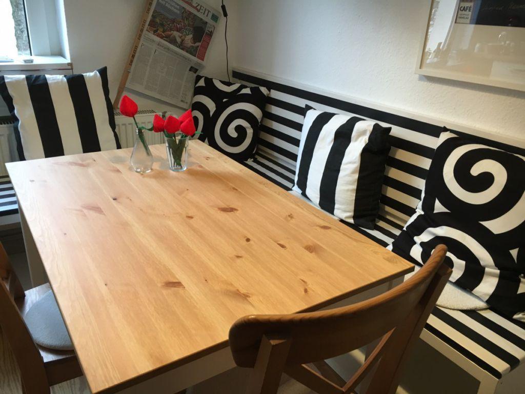Ikea kallax kitchen corner seat ikea hackers - Breakfast nook furniture ikea ...