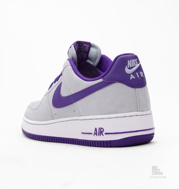 discount code for nike air force 1 low grey purple 0de83 41608