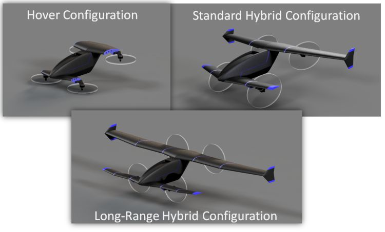 Vertex VTOL UAV Development Blog: Wing extension upgrade for