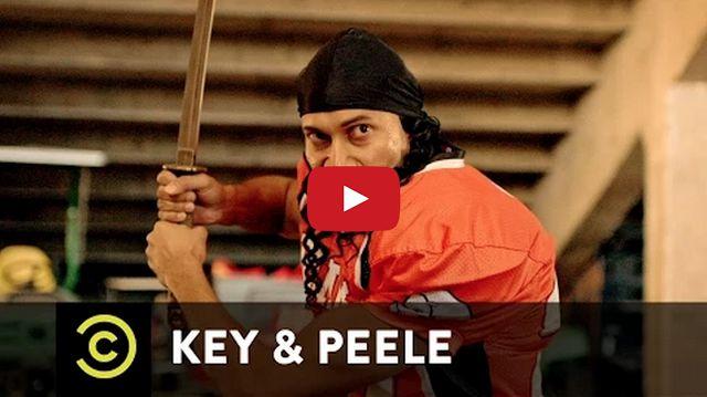 Key And Peele Locker Room Football
