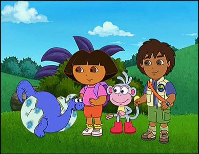 Watch Baby Dino (Ep 12) - Dora the Explorer - Season 3
