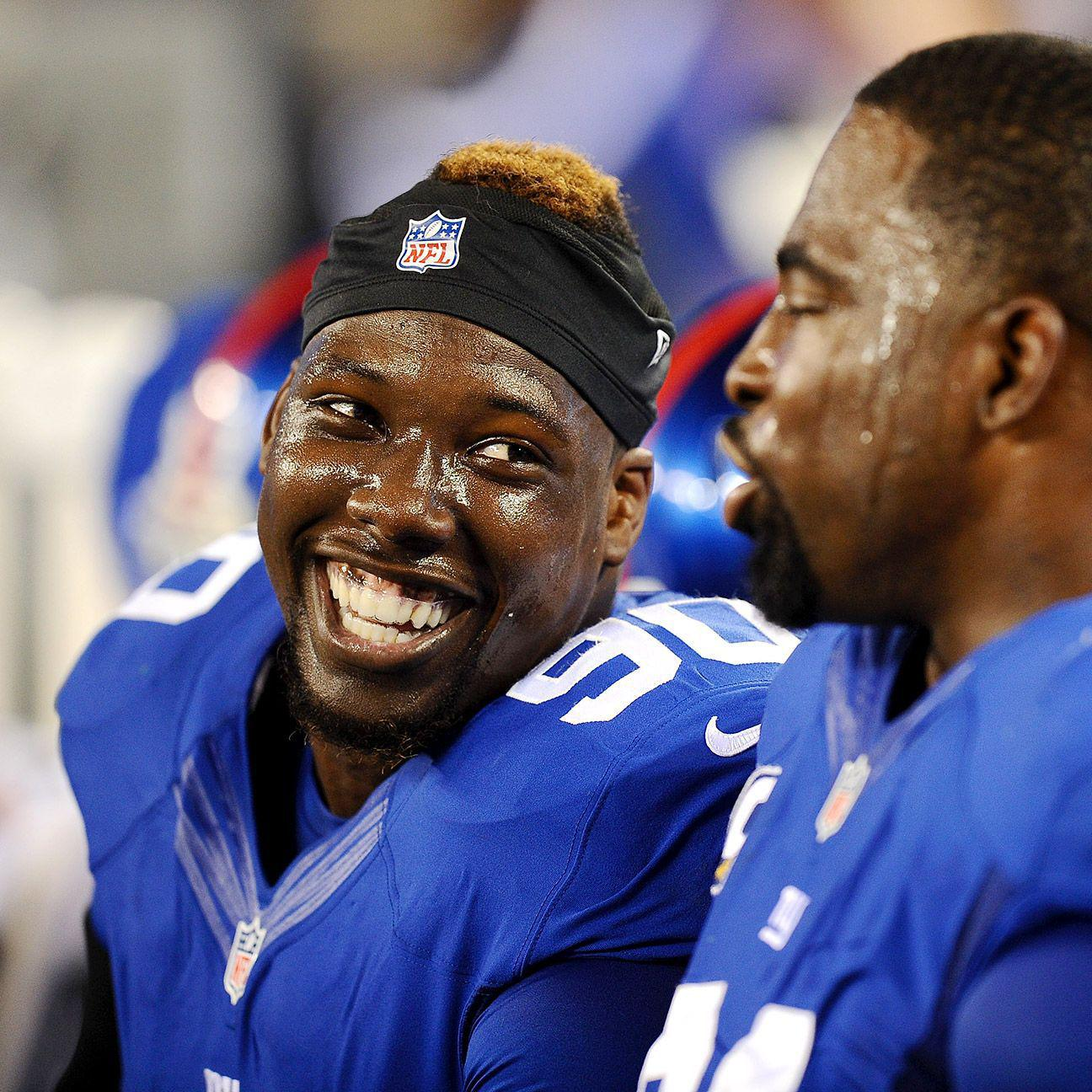 Jason Pierre Paul What Kind Of Firework: Justin Tuck Says Jason Pierre-Paul Of New York Giants In