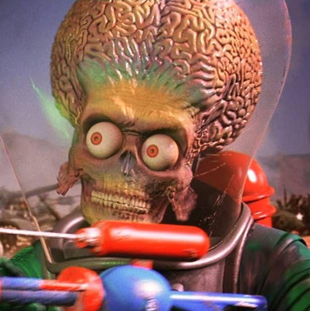 the best 90s alien movies