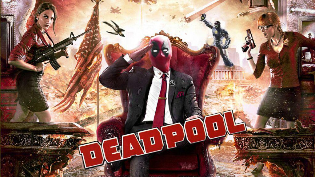 Deadpool 2 Mp4