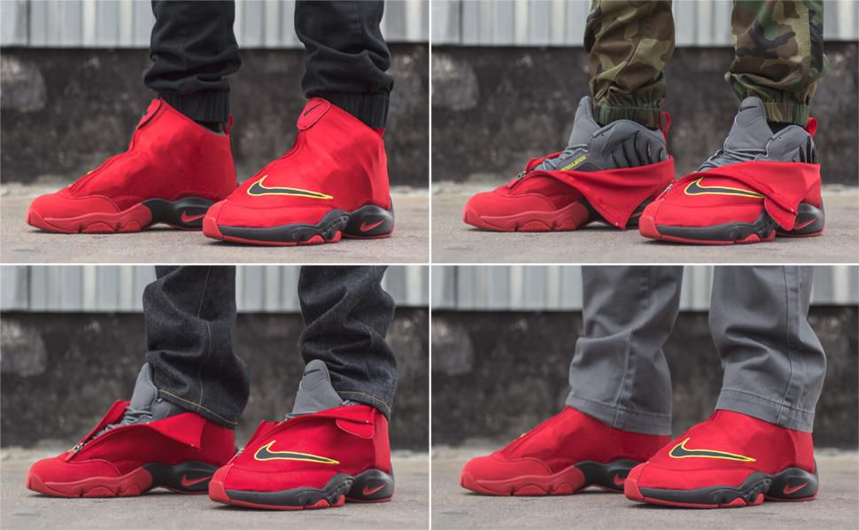 reputable site 93519 61a84 On-Foot Look  Nike Air Zoom Flight The Glove