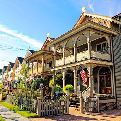 Idyllic America Picturesque Towns In Each State