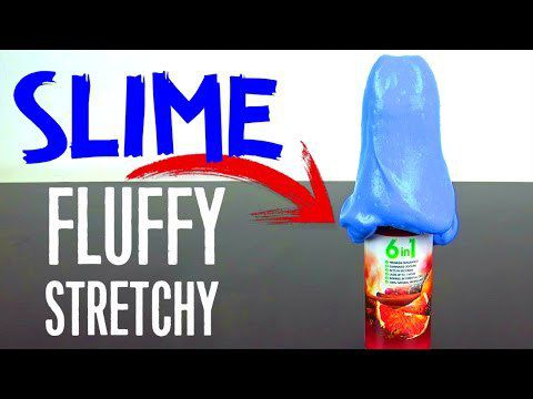 how to make sticky slime without borax