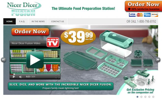 nicer dicer fusion review food prep station freakin 39 reviews. Black Bedroom Furniture Sets. Home Design Ideas