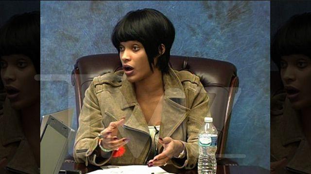 'Love & Hip Hop: Atlanta' Joseline Hernandez -- Fish and ...