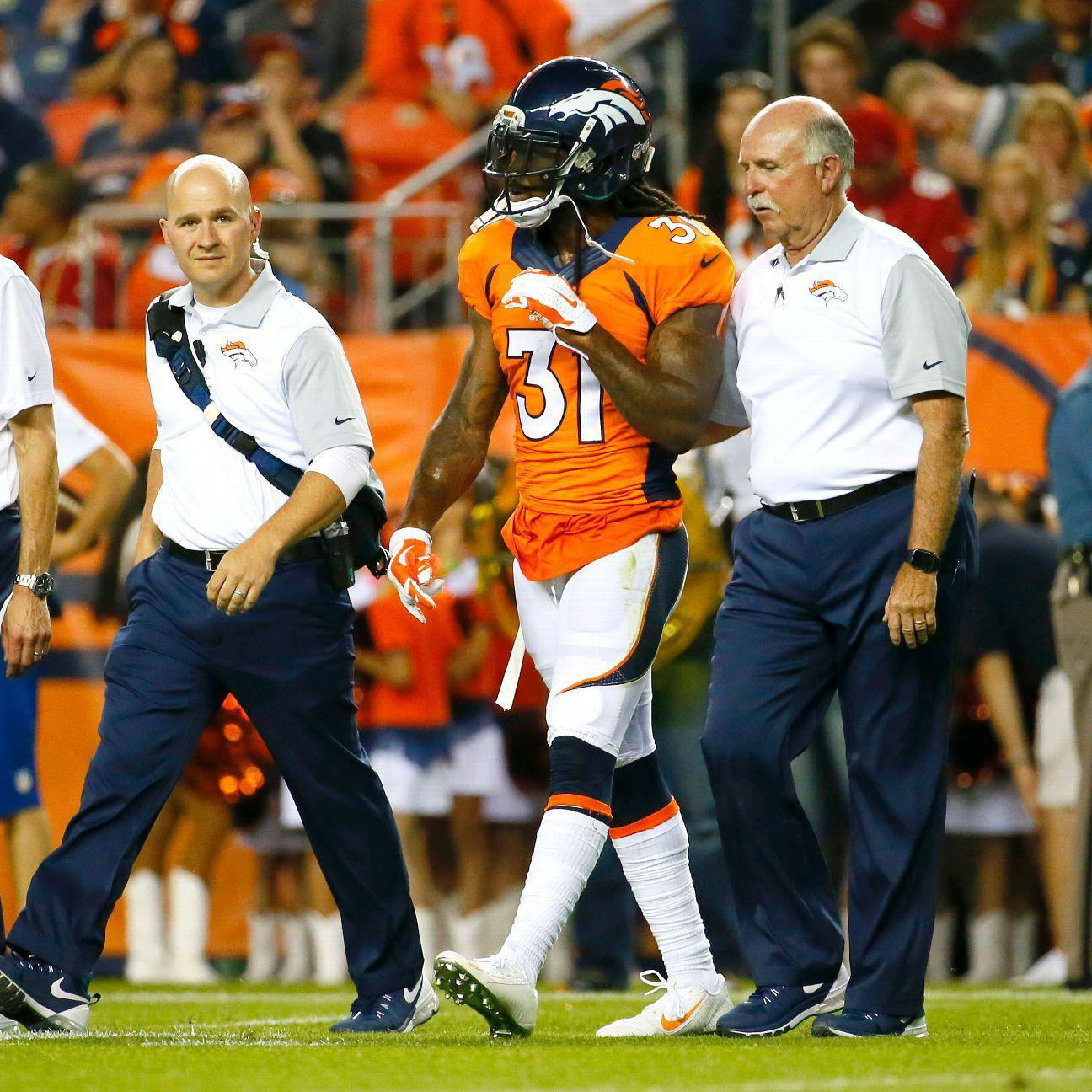 Gary Kubiak Asked For Clarification On Hit That Injured