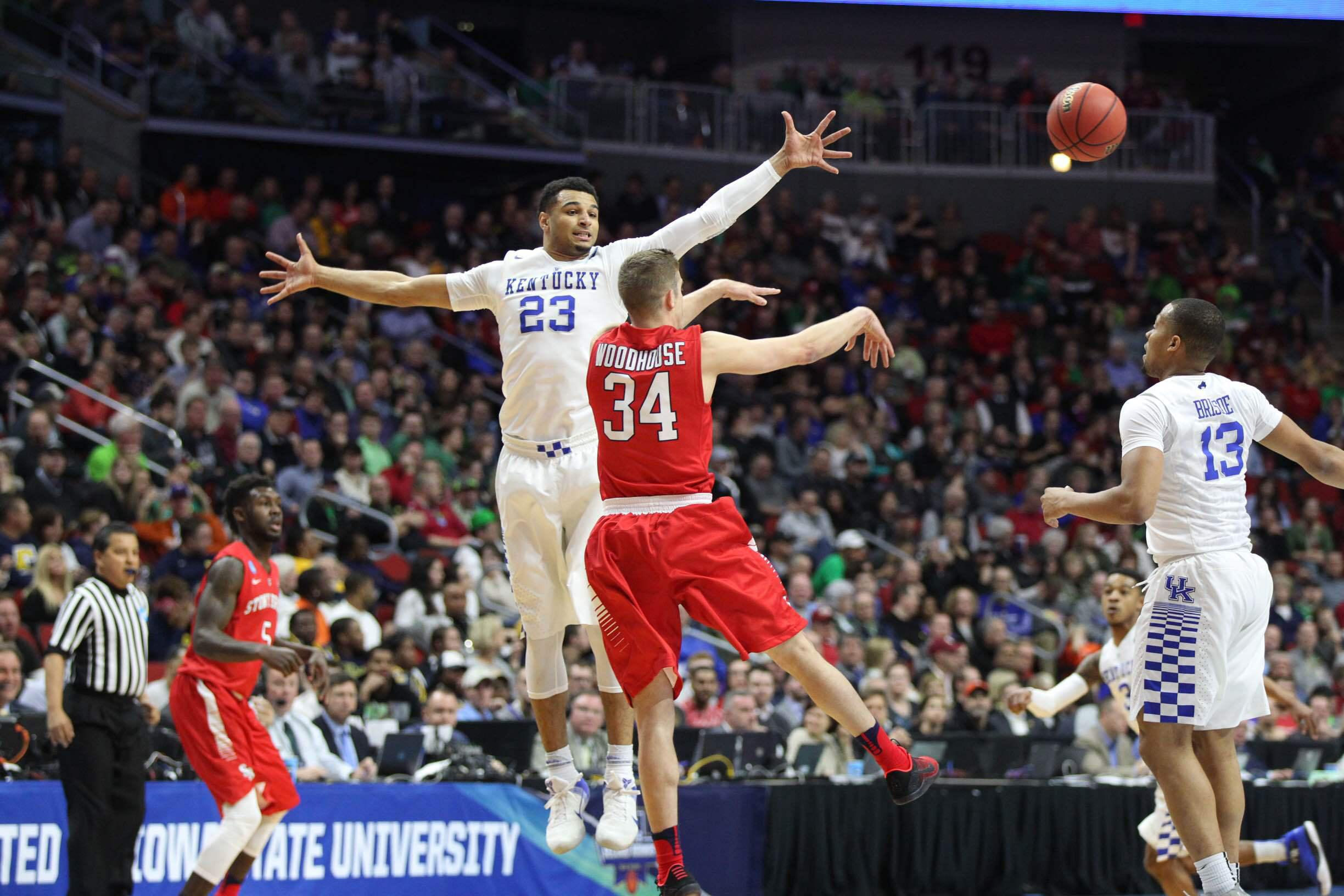 UK Guards Prove Worth in First-Round Rout of Stony Brook ...