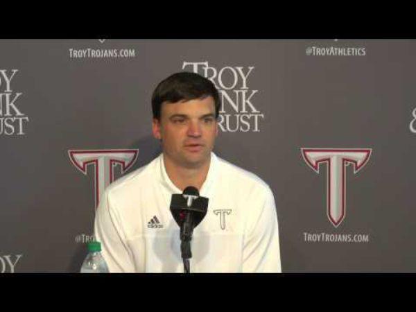 Troy Trojans Football's Hangs - LockerDome