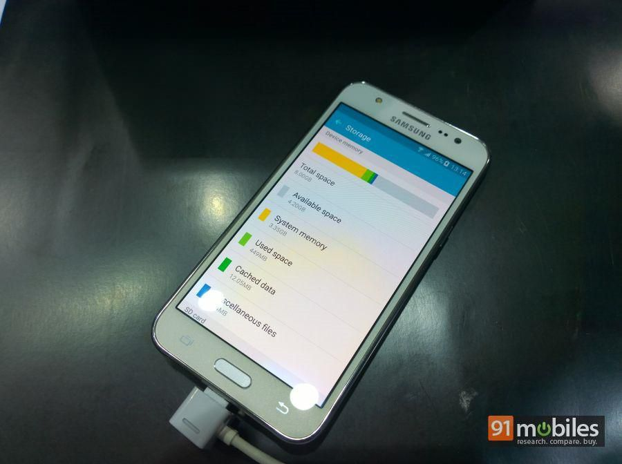 Samsung Galaxy J2 with quad-core CPU and 8GB of storage reportedly