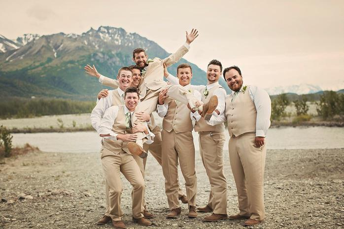 Glam Winter Wedding Inspo, Groomsmen Gift Ideas and More ...