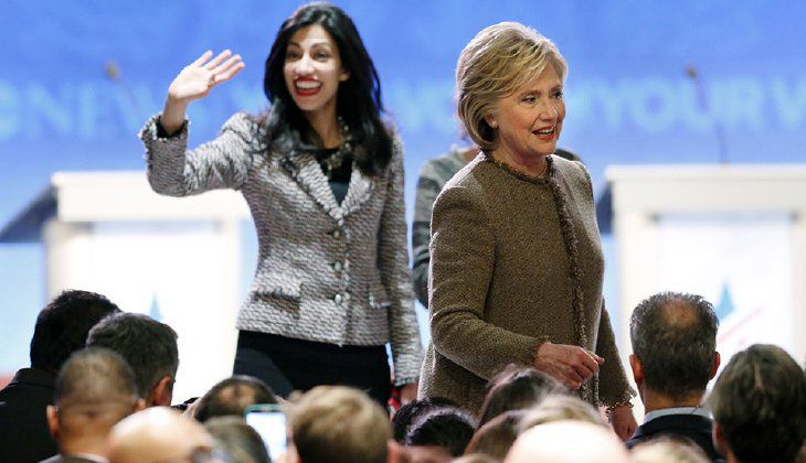 Should Clinton's aides turn over their emails to the FBI?