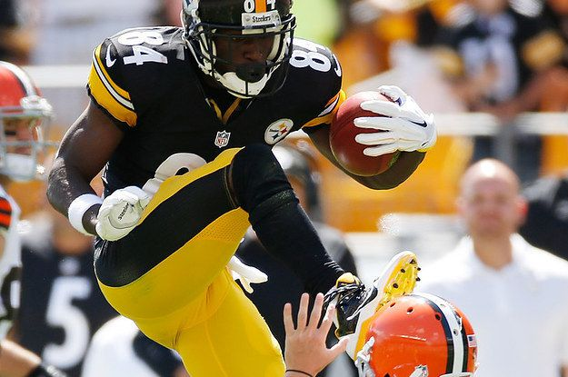 The Steelers' A...