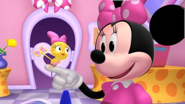 Watch locked out ep 3 minnie 39 s bow toons season 2 - Casa de minnie mouse ...