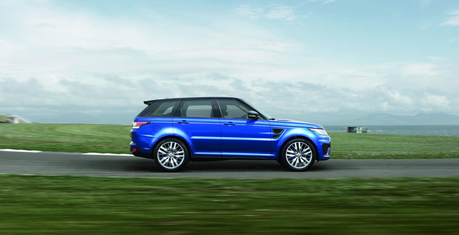 Range Rover Black >> 2015 Range Rover Sport SVR - FreshnessMag.com