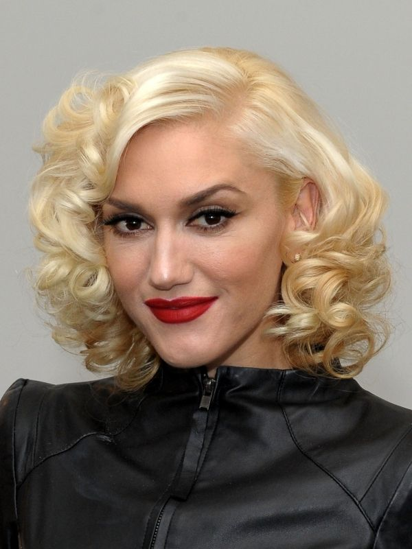 Fine Vintage Hairstyles 13 Celebrities Rock Pin Curls And Curly Bobs Hairstyle Inspiration Daily Dogsangcom
