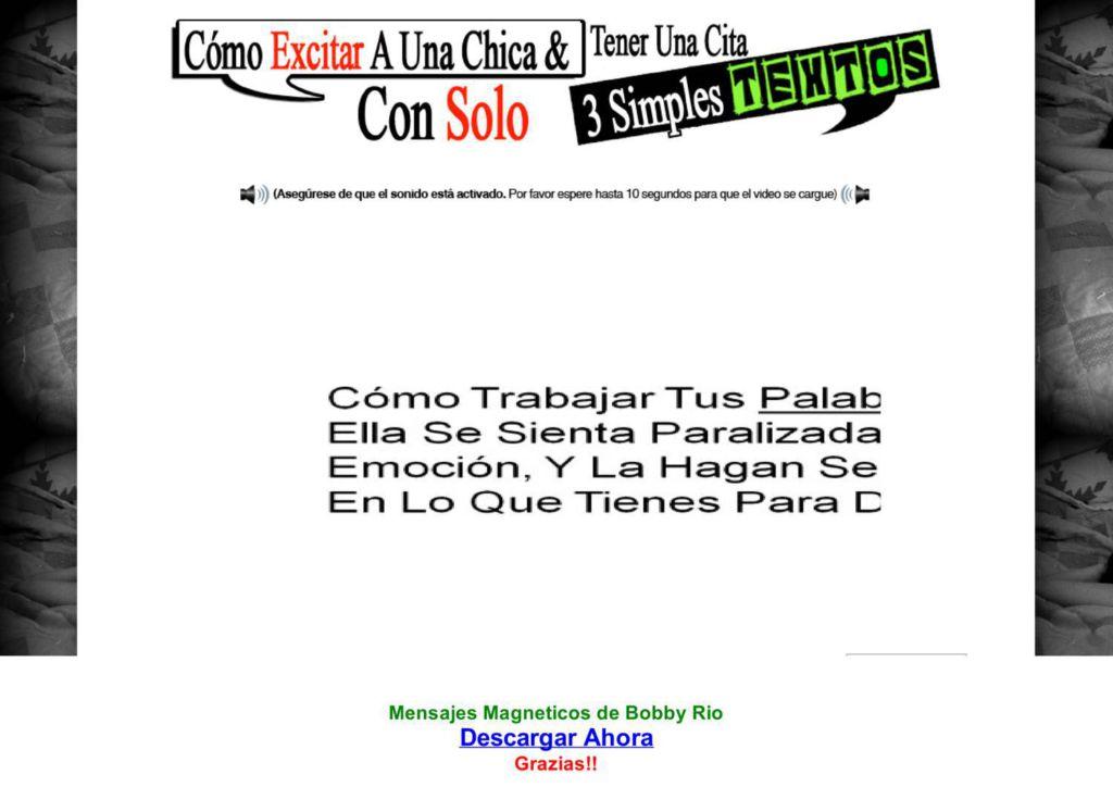 Mensajes Magneticos De Bobby Rio Libro Descargar Gratis.pdf