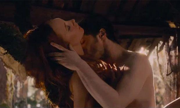 Amazing scenes of sex