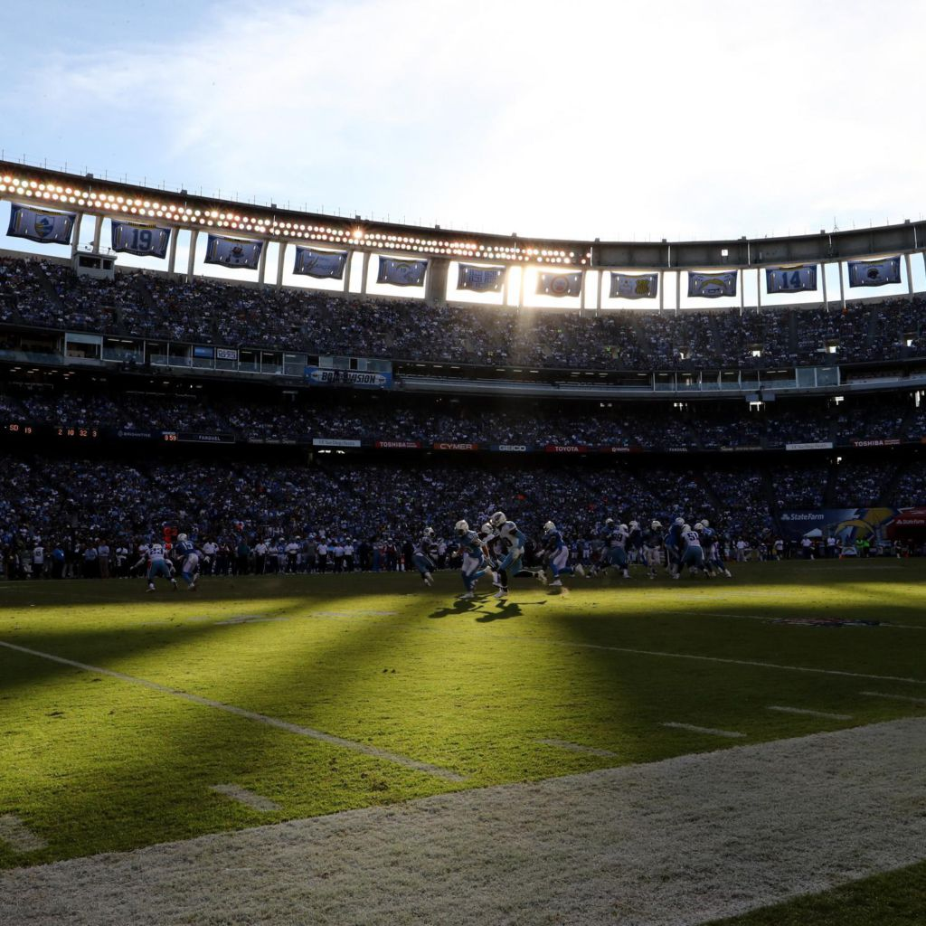 San Diego Chargers Arena: Chargers Stadium Deal Rejected By San Diego Voters: Latest