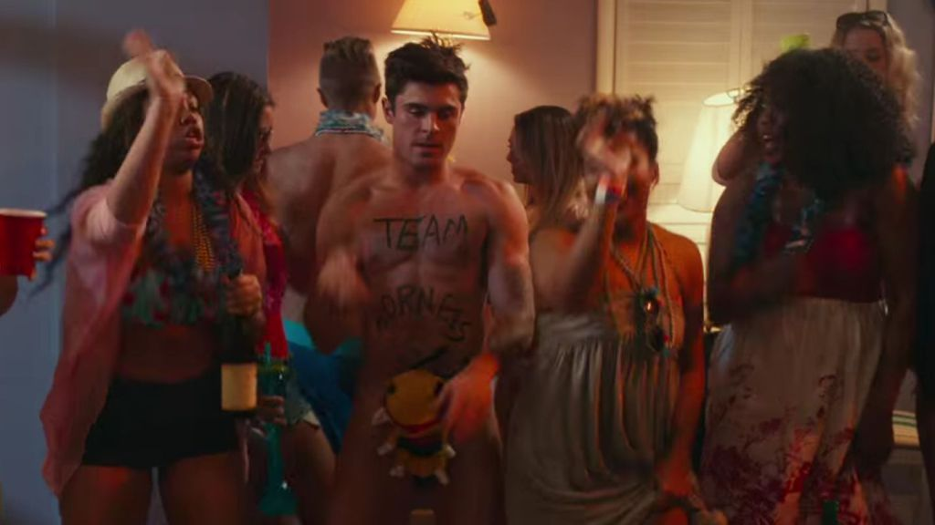 Zac Efron Completely Nude 83
