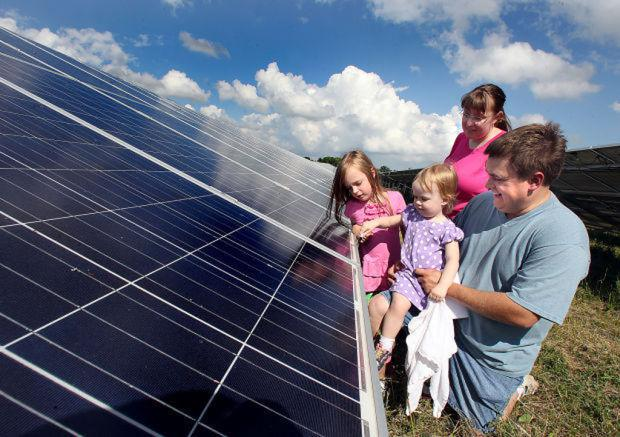 Xcel To Build Solar Gardens In La Crosse Eau Claire Counties