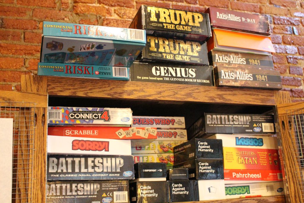 Board Game Cafes New York City