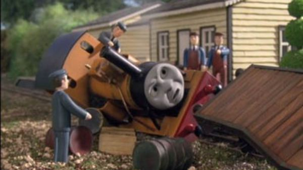 Which episode from Season 7 of Thomas The Tank Engine
