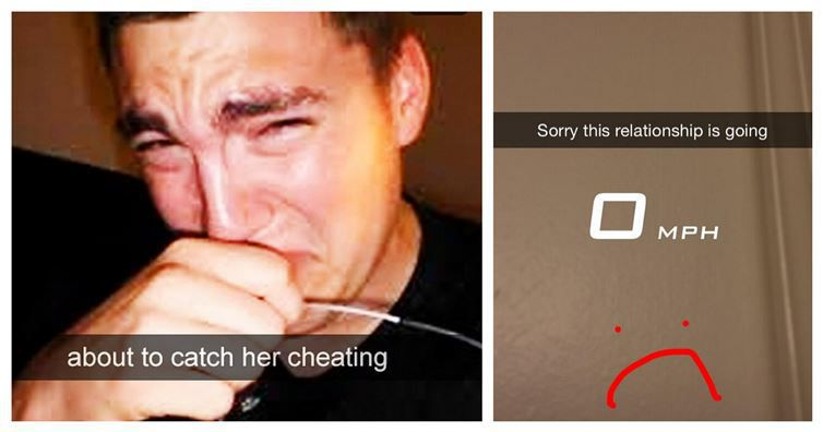 If a guy cheats on his girlfriend with you
