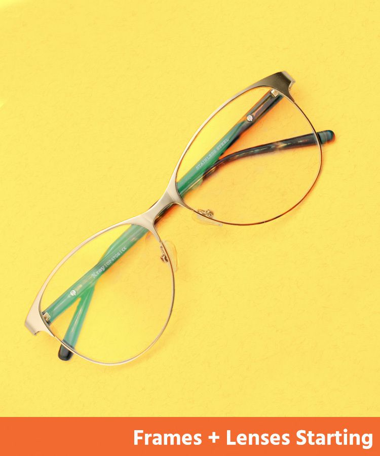 Eyeglass Frames Look Younger : Which glasses make you look younger?