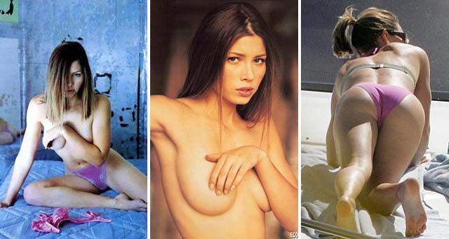 Jessica Biel Fully Nude 96