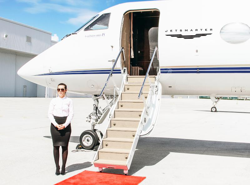 GetFRUSH Win A Private JetSmarter Flight From NY To ATL Right Now