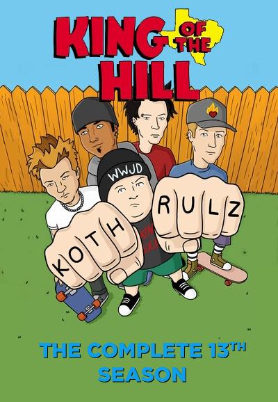 King Of The Hill - Season 10 [DVD]: Amazon.co.uk: Mike ...