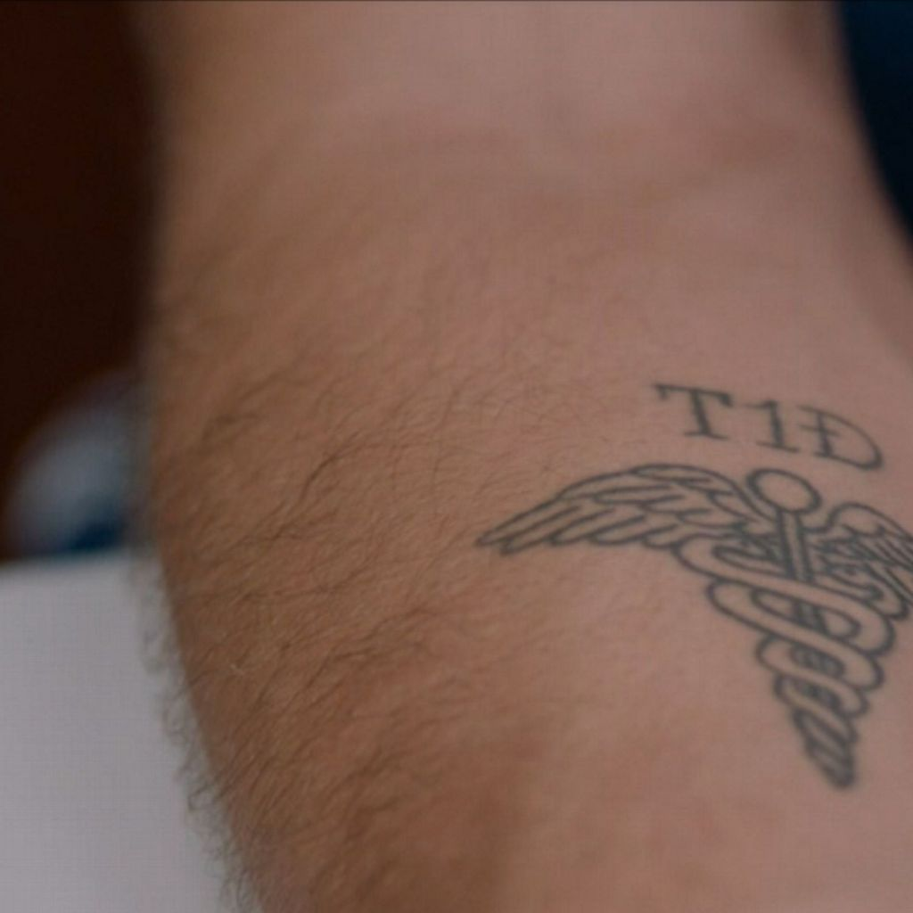 The story behind morris 39 39 t1d 39 tattoo for Seattle sounders tattoo