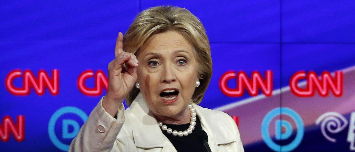 Poll: Most Voters Think Hillary Did Something Illegal Daily Caller