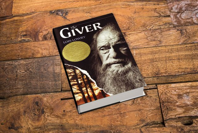 picture book report the giver So i read the book, the giver, and its an amazing book but i need some information on the cover i tried to find it but i can't i need to know.