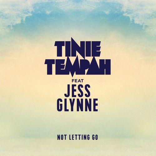 Tinie Tempah Not Letting go Album Cover Tinie Tempah no Letting go