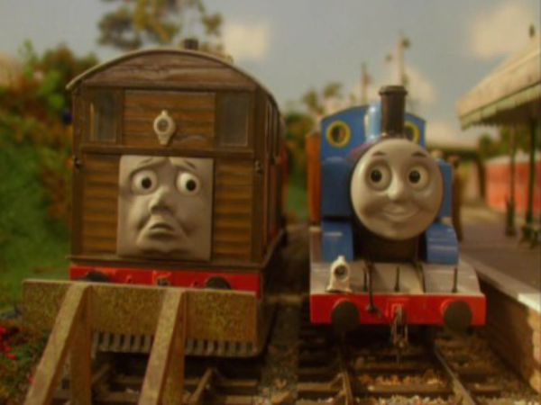Which Episode From Season 4 Of Thomas The Tank Engine