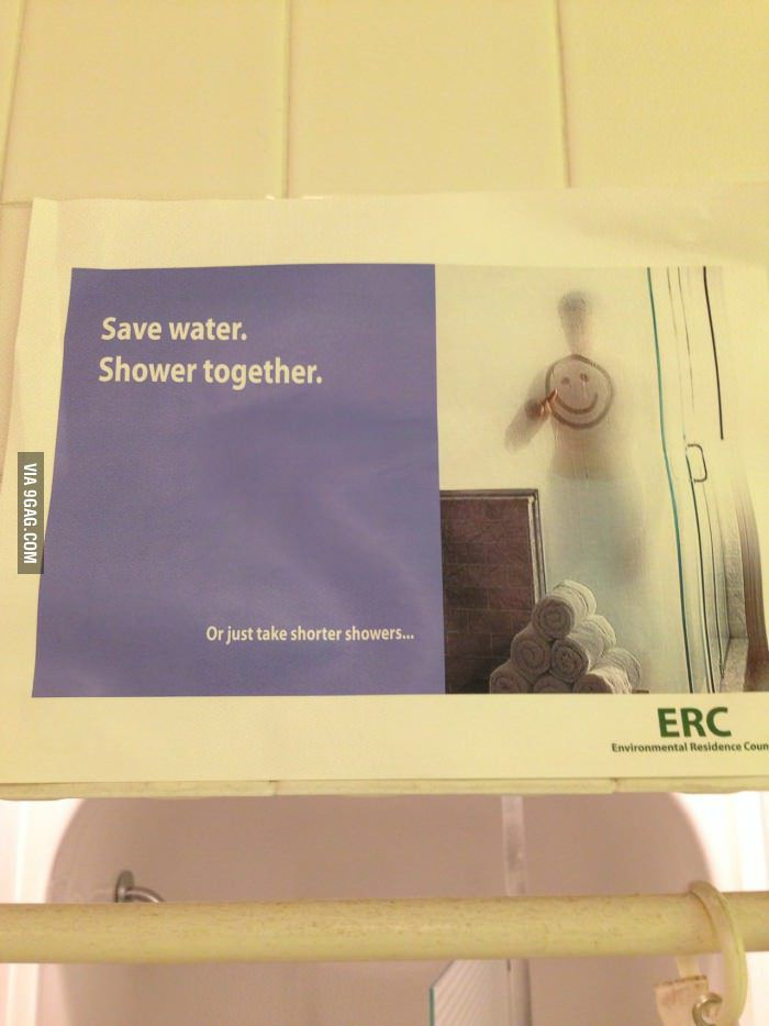 Sign at my uni bathroom which is shared b w guys and girls for Bathroom 9gag