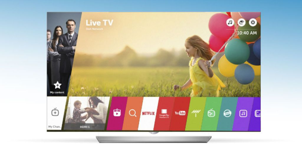 how to connect mobile to lg smart tv