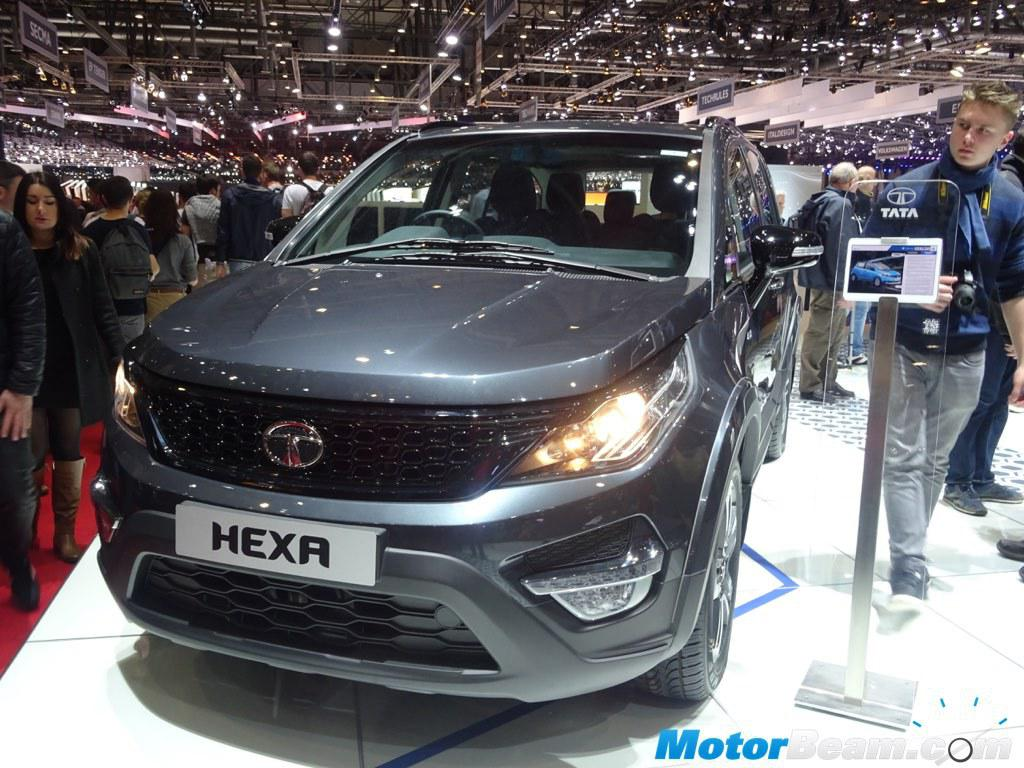 Tata Hexa Launch By November 2016 With Automatic Gearbox